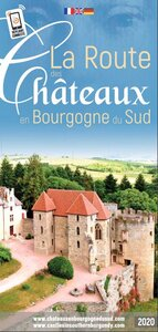 Castles road in Southern Burgundy