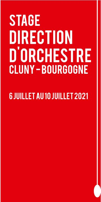 Stage de direction d'orchestre