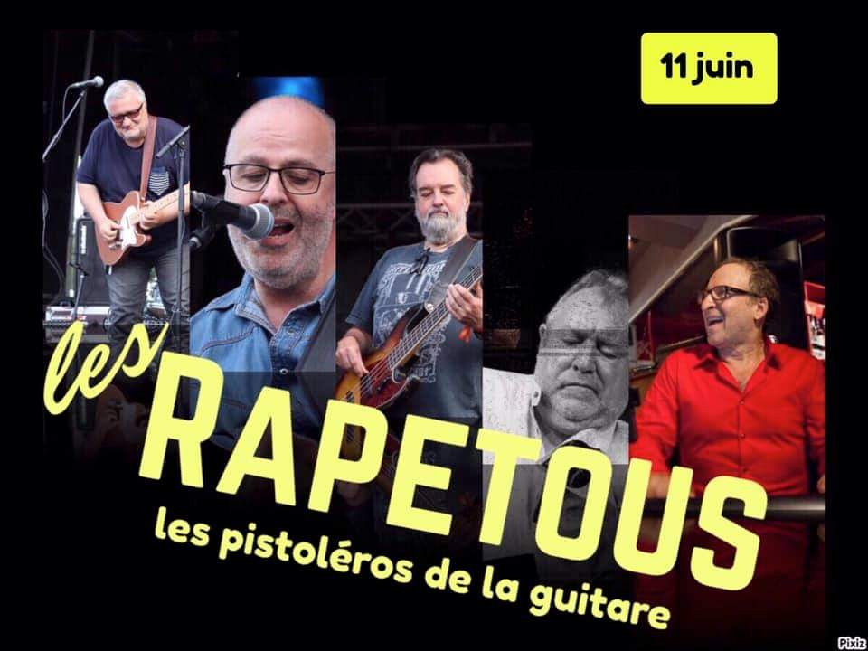 Jazz in Trivy. Les RAPETOUS