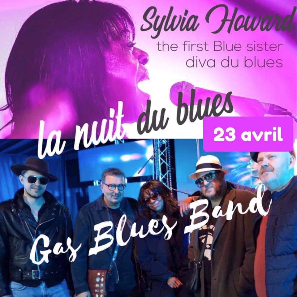 Jazz in Trivy. La Nuit du Blues